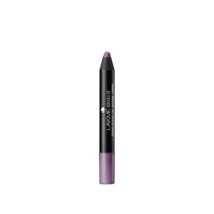 Buy Lakme Absolute Drama Stylist Eye Shadow Crayon Purple (1.6 g)-Purplle