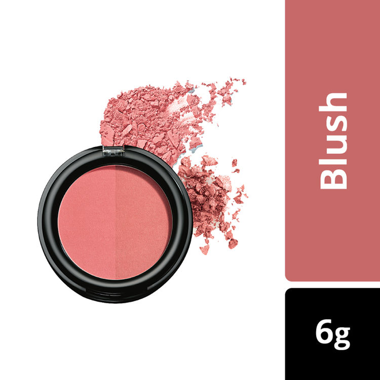 Buy Lakme Absolute Face Stylist Blush Duos - Coral Blush (6 g)-Purplle