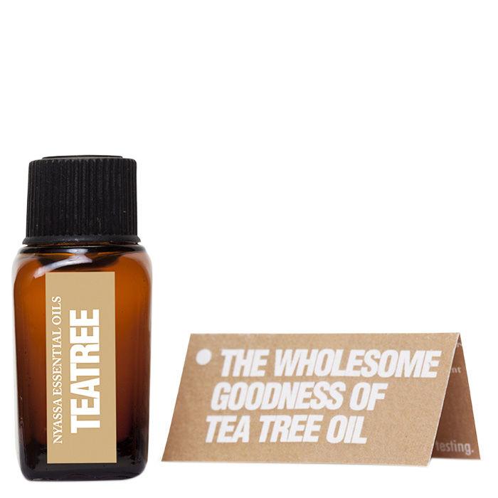 Buy Nyassa Tea Tree Essential Oil (10 ml)-Purplle