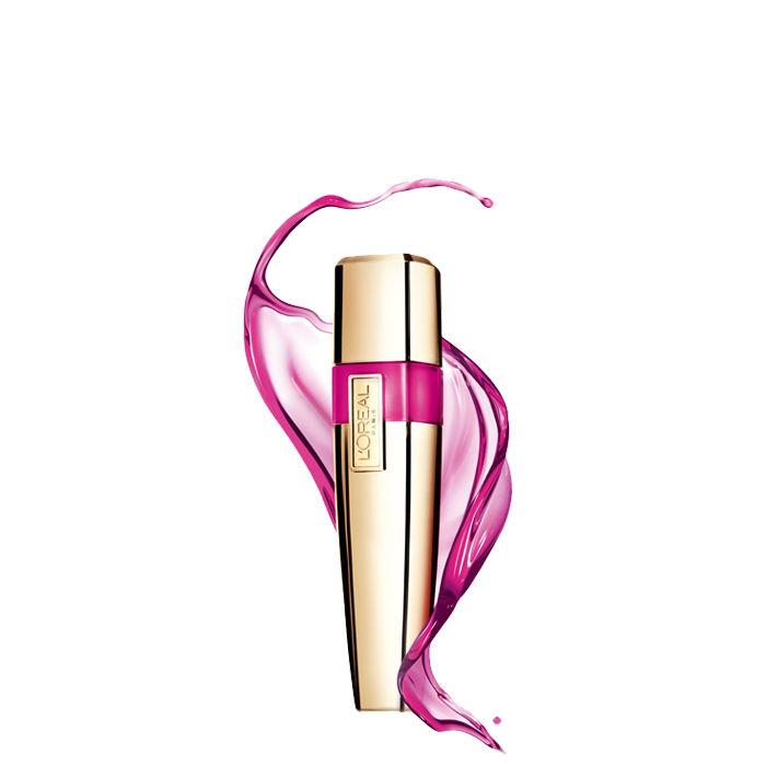 Buy L'Oreal Paris Shine Caresse Lip Gloss Eve-Purplle