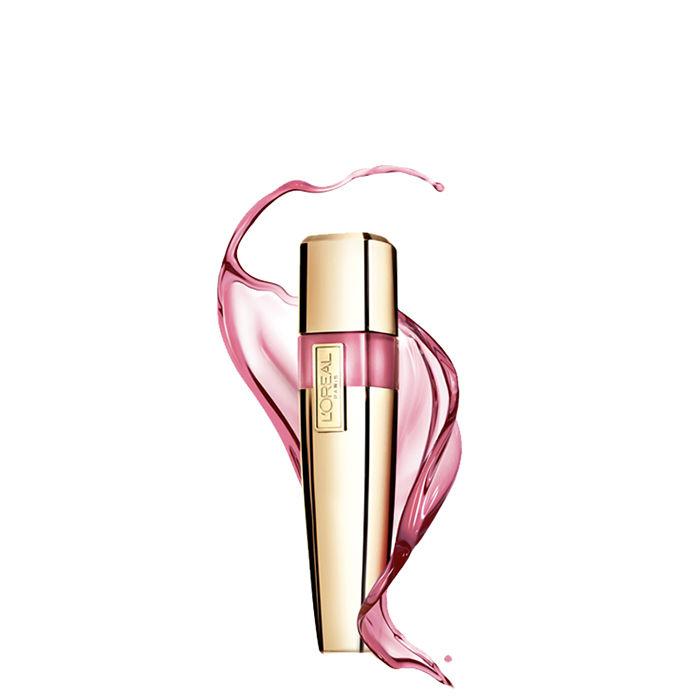 Buy L'Oreal Paris Shine Caresse Lip Gloss Lolita (6 ml)-Purplle