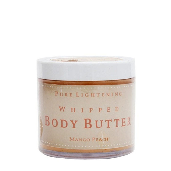 Buy Auravedic Pure Lightening Whipped Body Butter (100 g)-Purplle