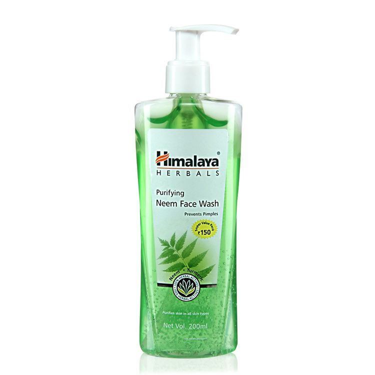 Buy Himalaya Purifying Neem Face Wash (200 ml)-Purplle