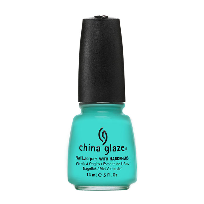 Buy China Glaze Nail Enamel Aquadelic 1032 (14 ml)-Purplle