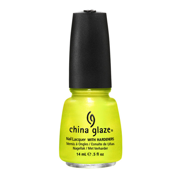Buy China Glaze Nail Enamel Sun Kissed 1090 (14 ml)-Purplle