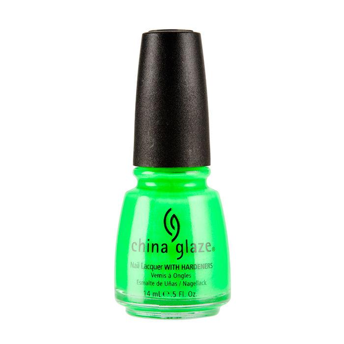 Buy China Glaze Nail Enamel Kiwi Cool Ada 876 (14 ml)-Purplle