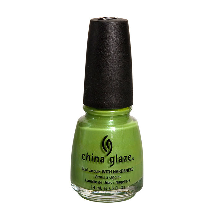 Buy China Glaze Nail Enamel Tree Hugger651 (14 ml)-Purplle