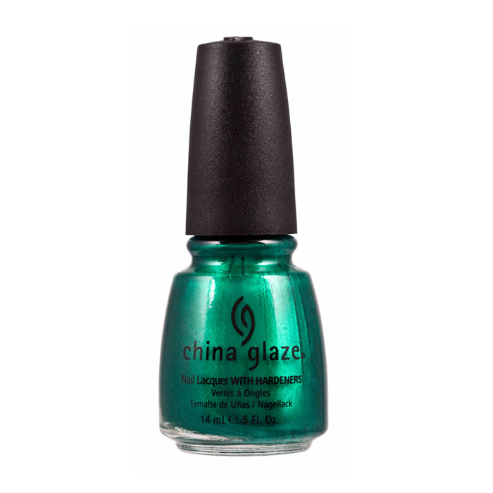 Buy China Glaze Nail Enamel Outta Bounds 631 (14 ml)-Purplle