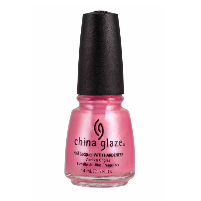 Buy China Glaze Nail Enamel Summer Rain145 (14 ml)-Purplle