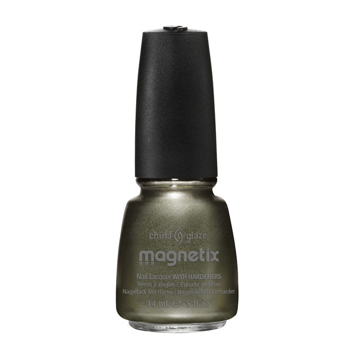 Buy China Glaze Magnetix Cling On Nail Polish (14 ml)-Purplle