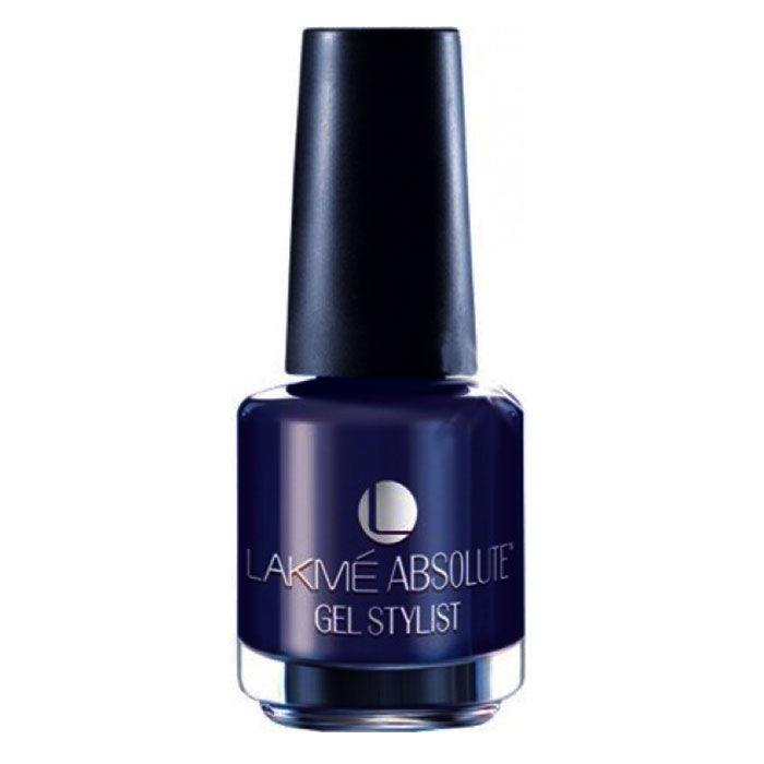 Buy Lakme Absolute Gel Stylist Nail Colour Mystic Hue (15 ml)-Purplle