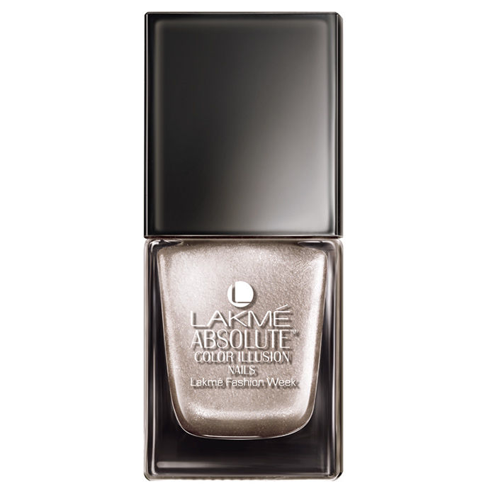 Buy Lakme Absolute Color Illusion Nail Colour Ethereal (10 ml)-Purplle