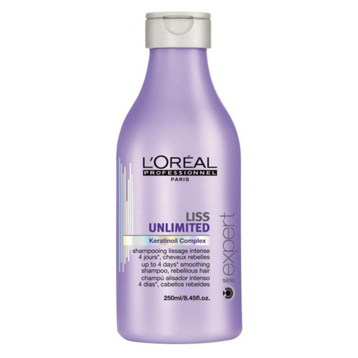 Buy L'Oreal Professionnel Liss Unlimited Shampoo (250 ml)-Purplle