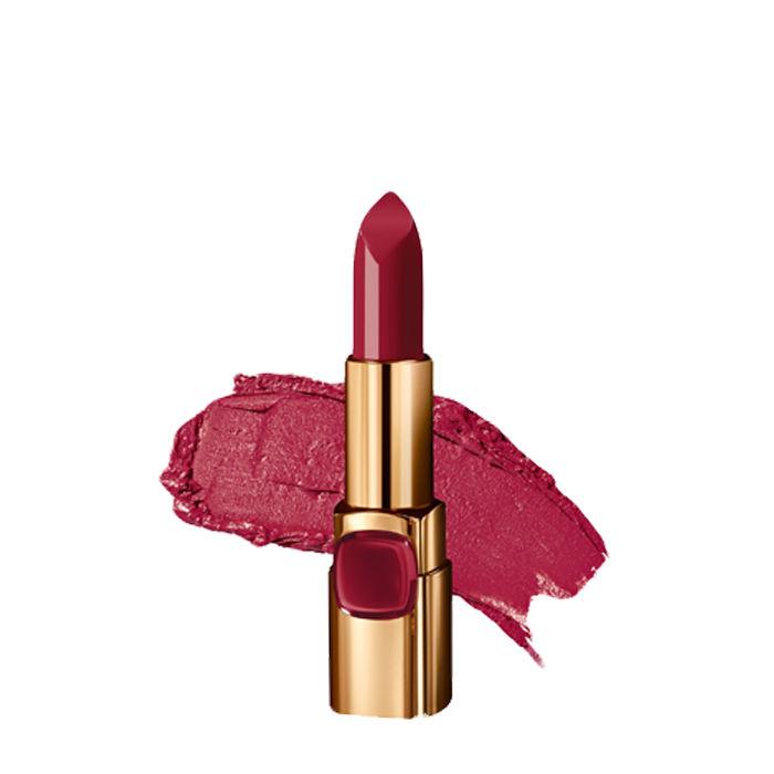 Buy L'Oreal Paris Color Riche Moist Matte Lipstick Black Cherry RW513-Purplle