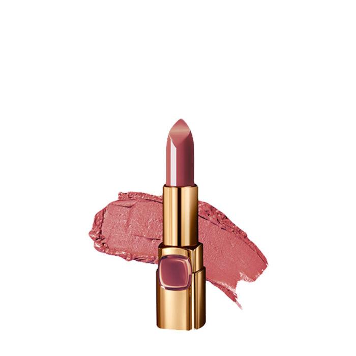 Buy L'Oreal Paris Color Riche Moist Matte Lipstick Maple Mocha R511 (4.2 g)-Purplle