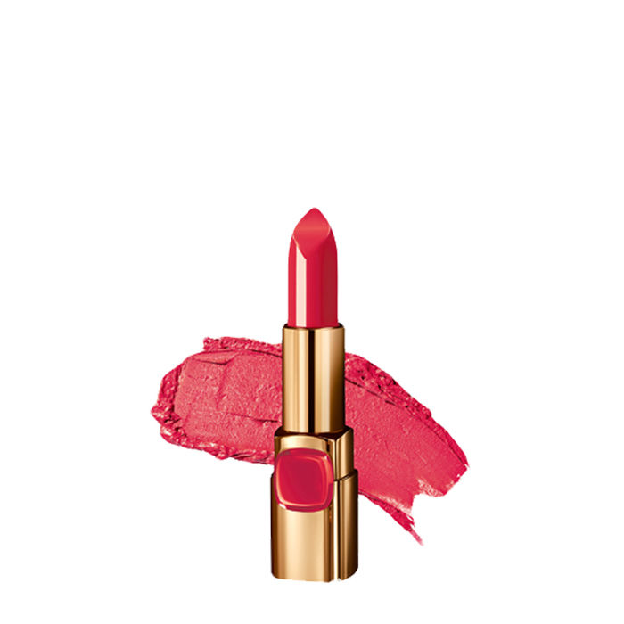Buy L'Oreal Paris Color Riche Lipstick Lincoln Rose R516 (4.2 g)-Purplle