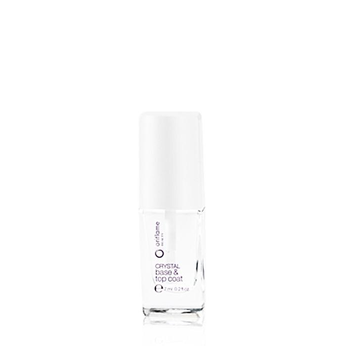 Buy Oriflame Beauty Crystal Base & Top Coat (7 ml)-Purplle