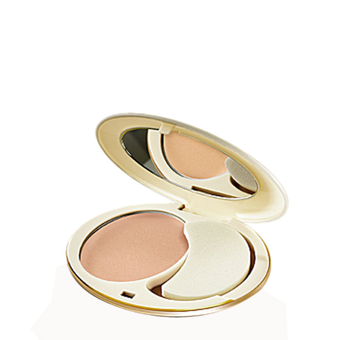 Buy Oriflame Giordani Gold Age Defying Compact Foundation SPF 15 Porcelain (10 g)-Purplle