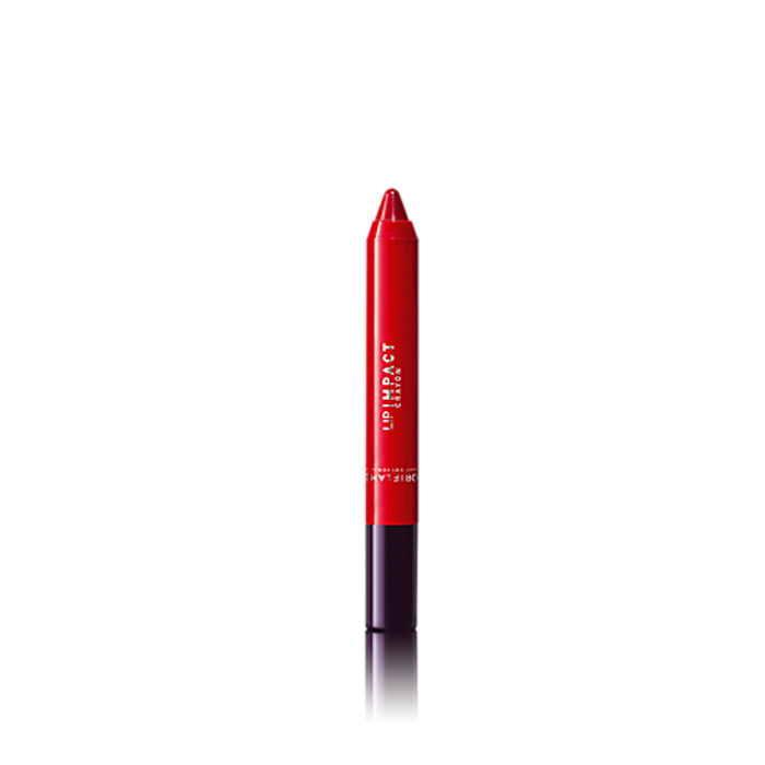 Buy Oriflame Lip Impact Crayon Electric Red (3.9 g)-Purplle