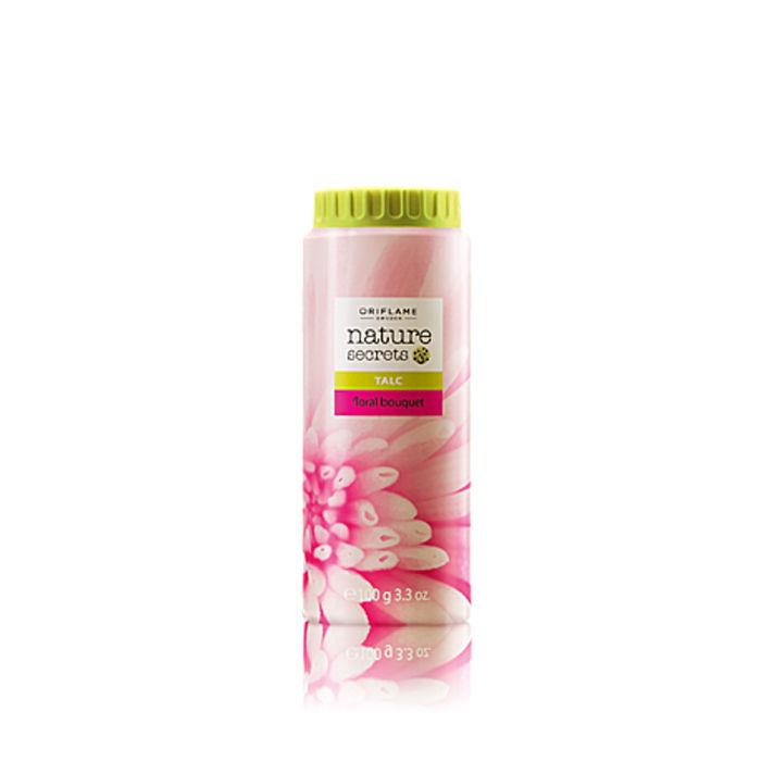 Buy Oriflame Nature Secrets Talc Floral Bouquet (100 g)-Purplle