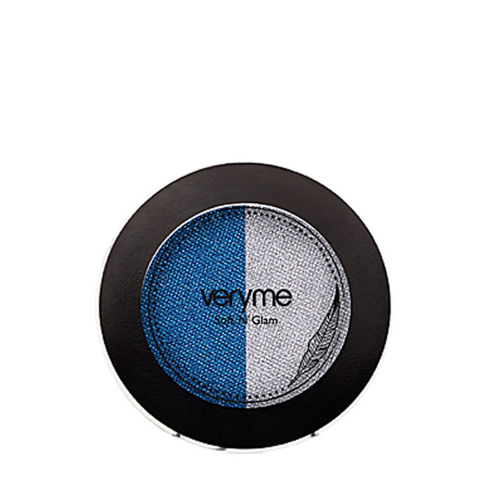 Buy Oriflame Very Me Soft N' Glam Eye Shadow Aqua Blue (1.9 g)-Purplle