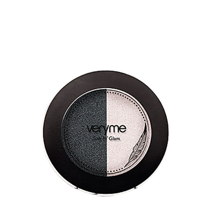 Buy Oriflame Very Me Soft N' Glam Eye Shadow Downtown Grey (1.9 g)-Purplle