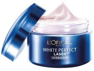 Buy L'Oreal Paris White Perfect Laser Overnight Treatment Cream (50 ml)-Purplle