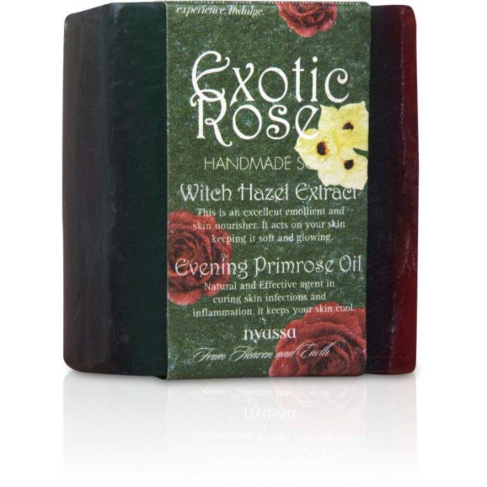 Buy Nyassa Exotic Rose Soap (150 g)-Purplle
