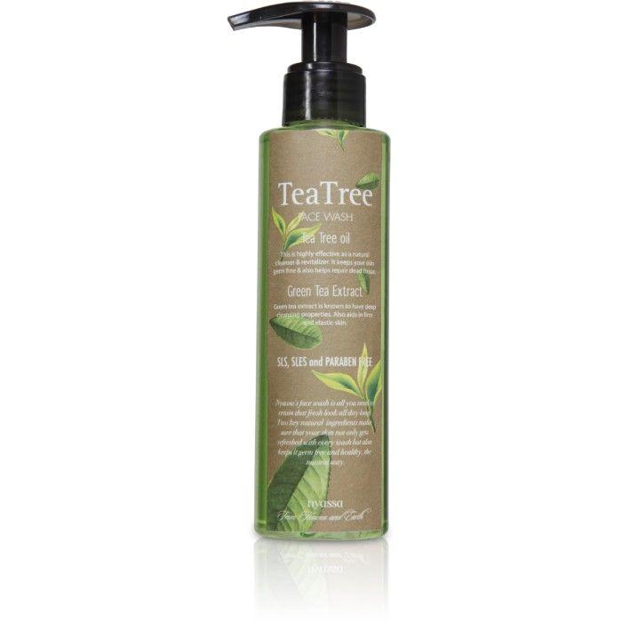 Buy Nyassa Tea Tree Oil Face Wash (145 ml)-Purplle