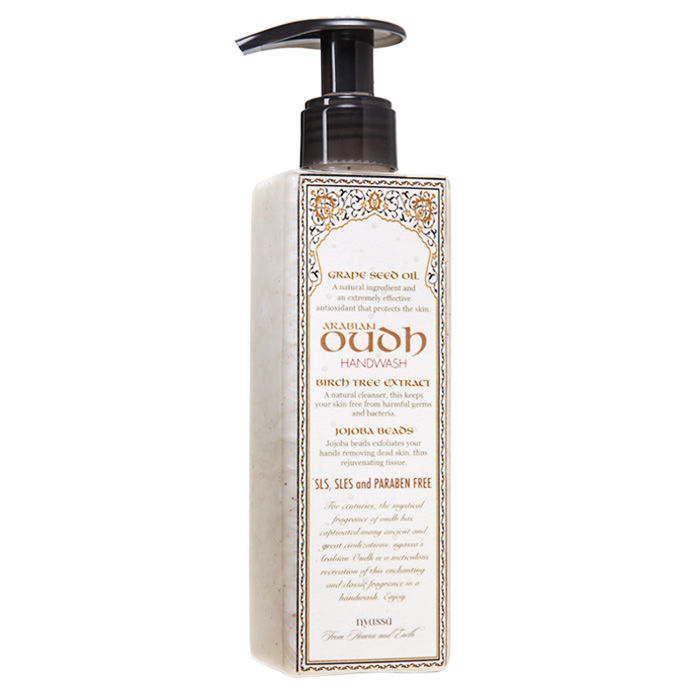 Buy Nyassa Arabian Oudh Hand Wash (265 ml)-Purplle