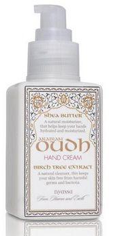 Buy Nyassa Arabian Oudh Hand Cream (145 ml)-Purplle