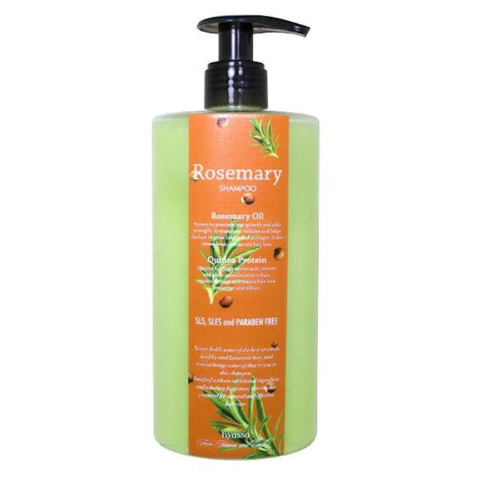 Buy Nyassa Rosemary Shampoo (500 ml)-Purplle