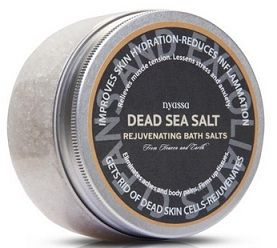 Buy Nyassa Dead Sea Salt Rejuvenating Bath Salt (220 g)-Purplle