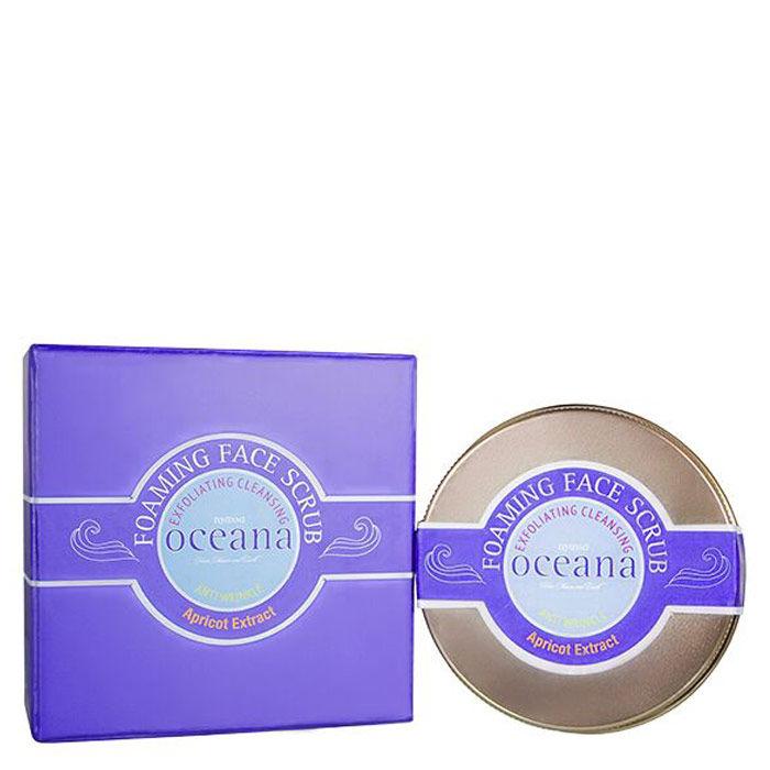 Buy Nyassa Foaming Face Scrub - Oceana (215 g)-Purplle