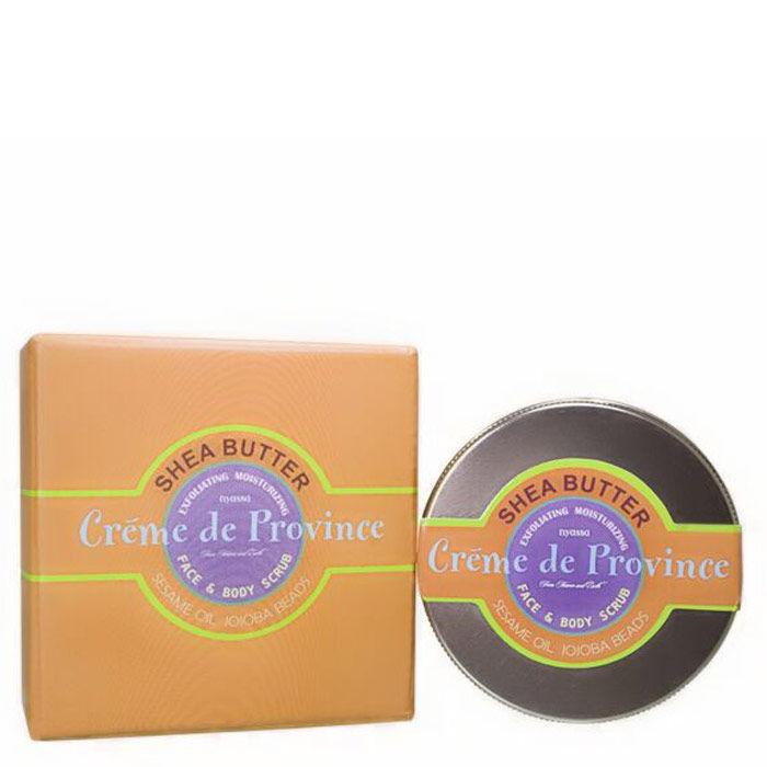 Buy Nyassa Face and Body Scrub - Creme De Province (200 ml)-Purplle