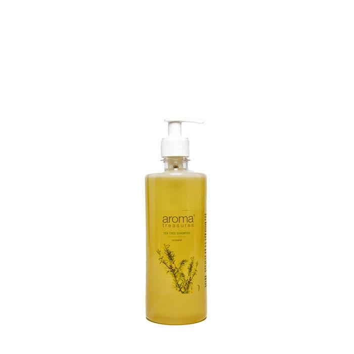 Buy Aroma Treasures Tea Tree Shampoo (500 ml)-Purplle