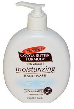 Buy Palmer's Cocoa Butter Formula Sulphate Free Hand Wash (250 ml)-Purplle