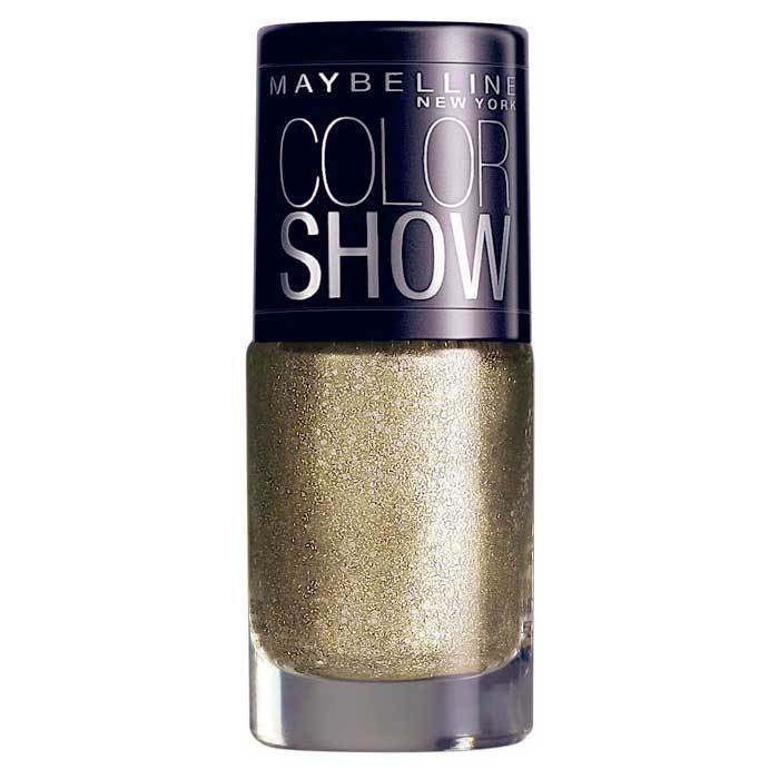 Buy Maybelline New York Color Show Nail Polish Glam All That Glitters 601-Purplle
