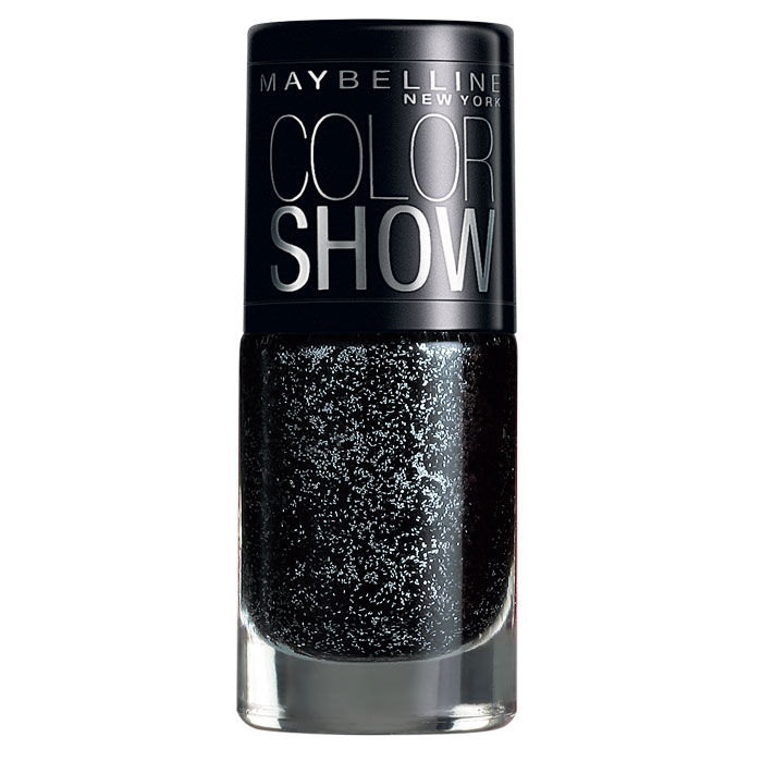 Buy Maybelline New York Color Show Nail Polish Glam Starry Nights 603 (6 ml)-Purplle