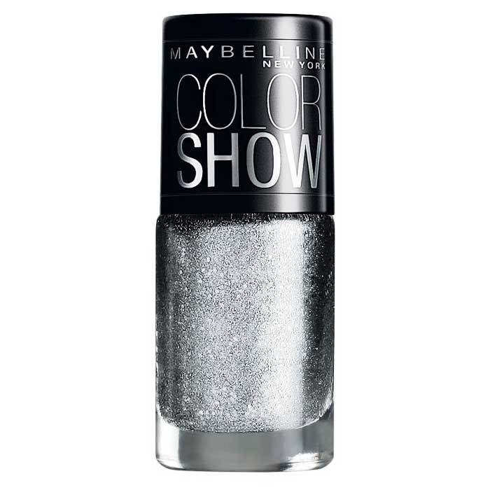 Buy Maybelline New York Color Show Nail Polish Glam Dazzling Diva 602 (6 ml)-Purplle