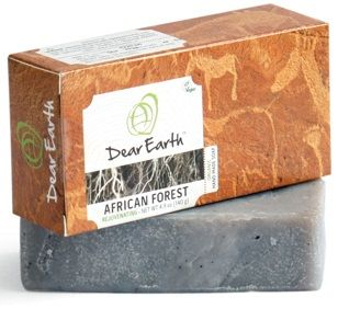 Buy Dear Earth African Forest Rejuvenating Soap (140 g)-Purplle