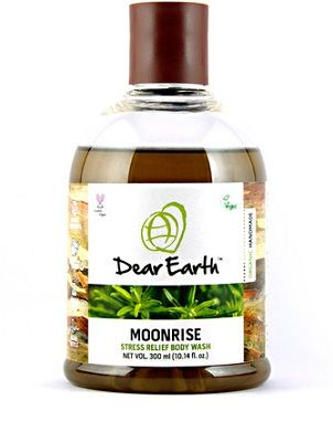 Buy Dear Earth Moonrise Stress Relief Body Wash (300 ml)-Purplle