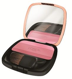 Buy L'Oreal Paris Lucent Magique Blush Duchess Rose 01 (4.5 g)-Purplle