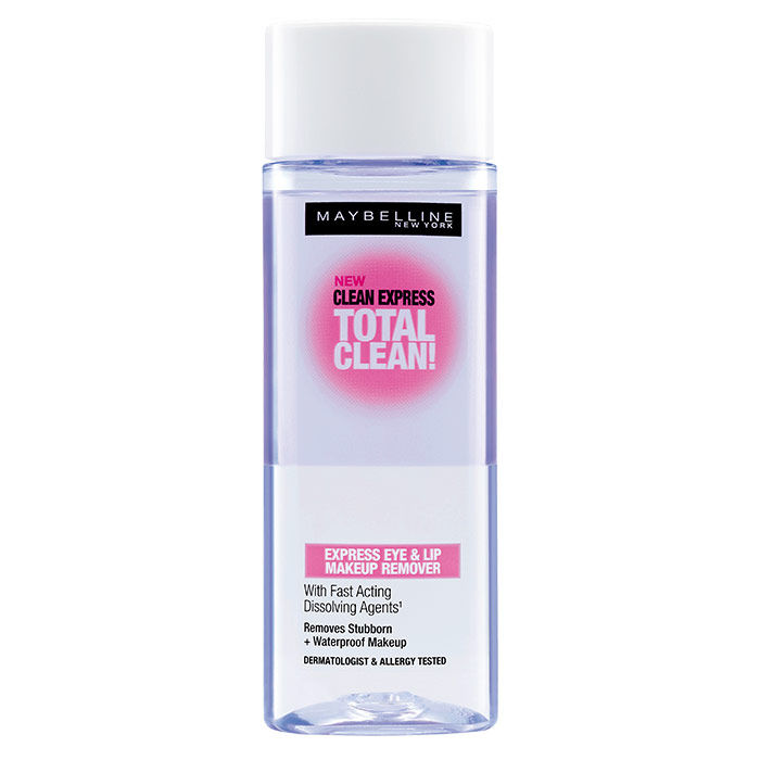 Buy Maybelline New York Clean Express Total Clean Make-Up Remover (70 ml)-Purplle