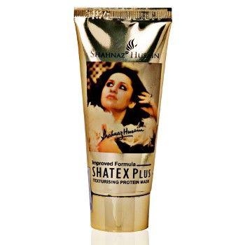 Buy Shahnaz Husain Shatex Texturising Protein Mask (100 g)-Purplle