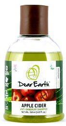 Buy Dear Earth Apple Cider Anti-Dandruff Shampoo (150 ml)-Purplle