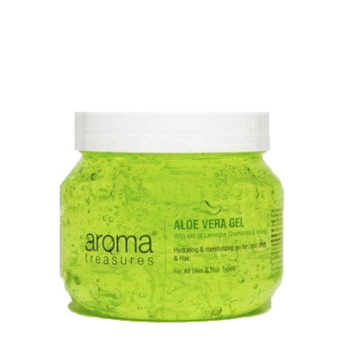Buy Aroma Treasures Aloe Vera Gel (500 g)-Purplle