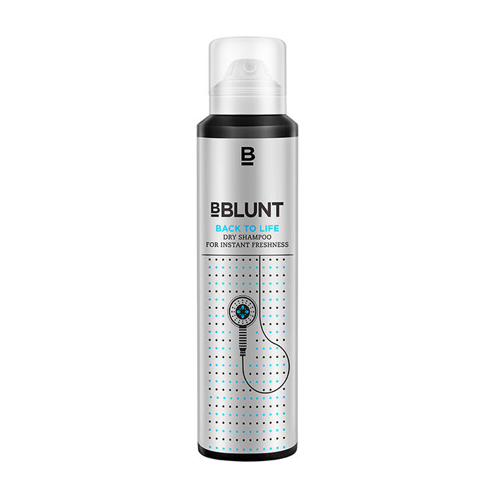 Buy BBLUNT Back To Life Dry Shampoo - For Instant Freshness (125 ml)-Purplle