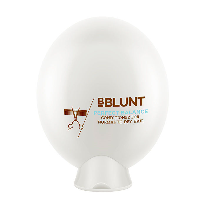 Buy BBLUNT Perfect Balance Conditioner - For Normal to Dry Hair (200 g)-Purplle