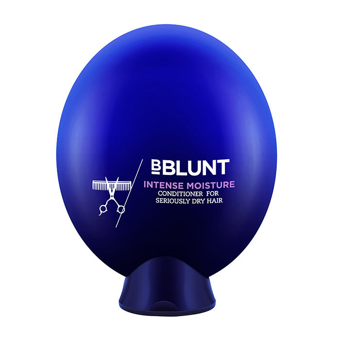 Buy BBLUNT Intense Moisture Conditioner - For Seriously Dry Hair (200 g)-Purplle